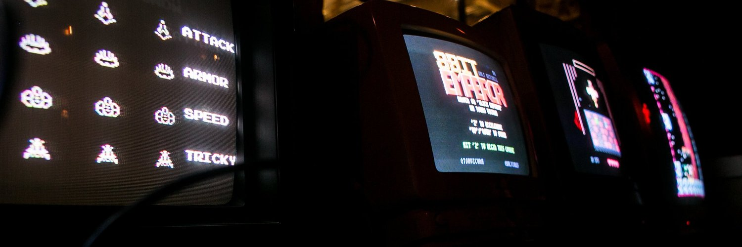 8bit Emperor CRT, photo by Earl Madness
